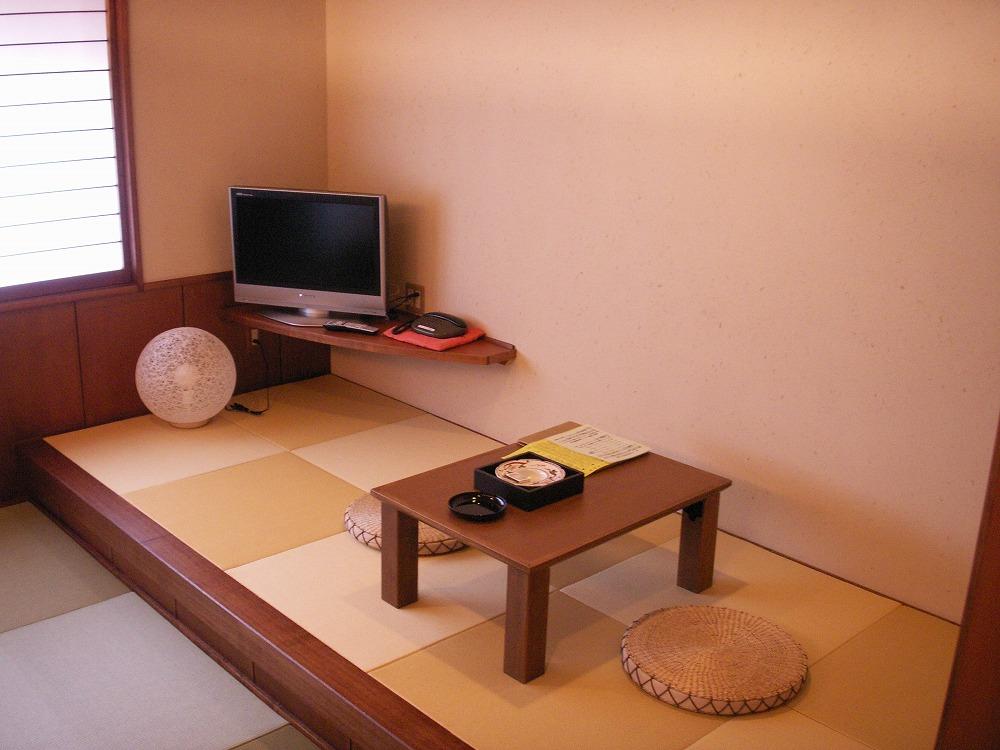 浅間温泉・某旅館 特別室2